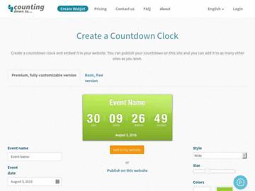changeagain countingdownto.com