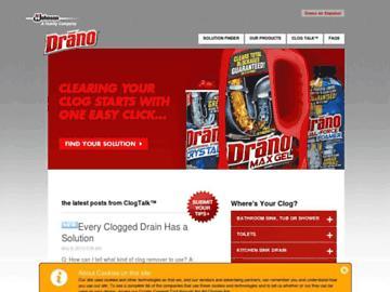 changeagain drano.com