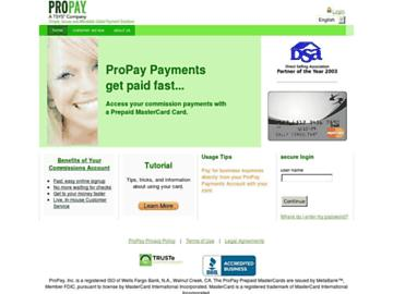 changeagain propaypayments.com