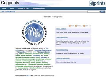 changeagain cogprints.org