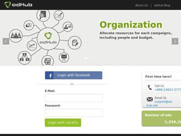 changeagain ad-hub.net