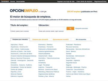 changeagain opcionempleo.com.pe