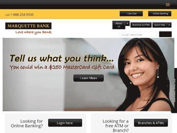 changeagain emarquettebank.com