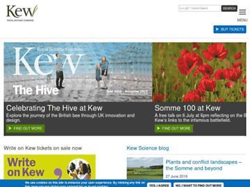 changeagain kew.org