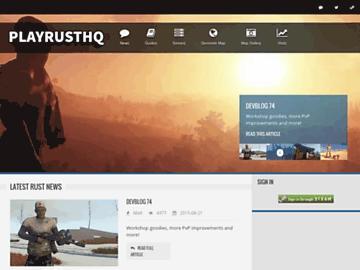 changeagain playrusthq.com