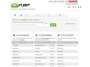 changeagain netfleet.com.au