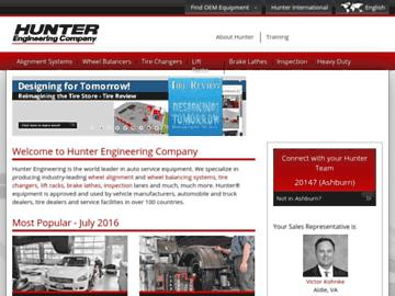 changeagain hunter.com