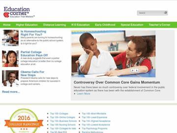 changeagain educationcorner.com