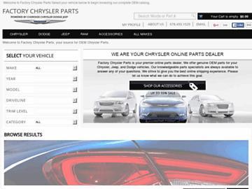 changeagain factorychryslerparts.com