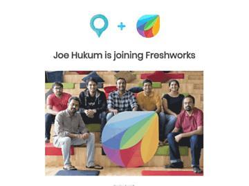 changeagain joehukum.com