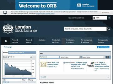 changeagain londonstockexchange.com