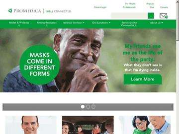 changeagain promedica.org