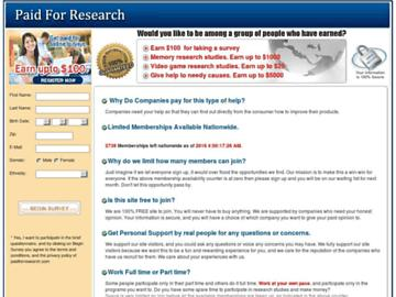 changeagain paidforresearch.com
