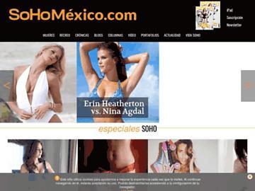 changeagain sohomexico.com