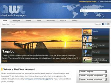 changeagain aboutworldlanguages.com