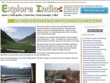 changeagain exploreindia.in