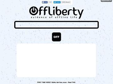 changeagain offliberty.com