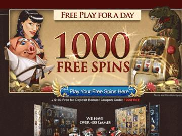 changeagain 1000spins.com