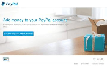 changeagain paypal-topup.be