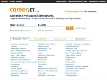 changeagain careerjet.sk