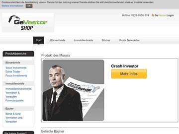 changeagain gevestor-shop.de