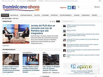 changeagain dominicanoahora.com