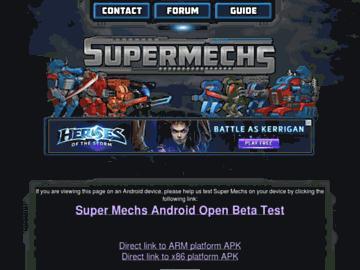 changeagain supermechs.com