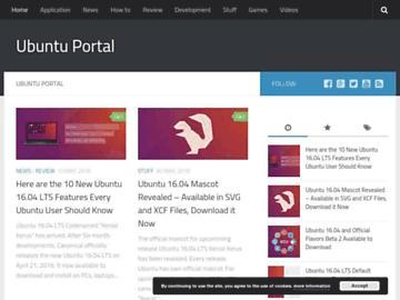 changeagain ubuntuportal.com