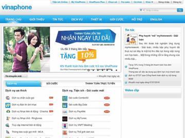 changeagain vinaphone.com.vn