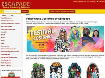 changeagain escapade.co.uk