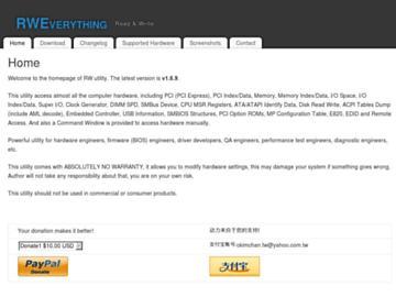 changeagain rweverything.com