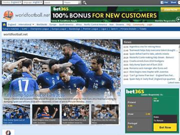 changeagain worldfootball.net