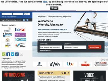 changeagain diversityjobs.co.uk