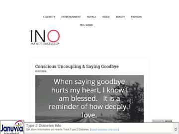 changeagain imnotobsessed.com