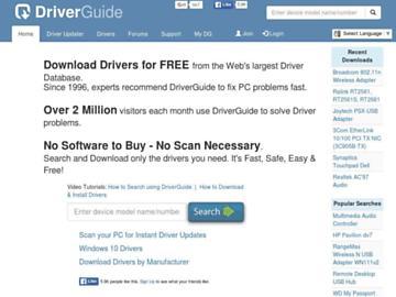 changeagain driverguide.com