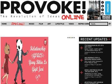 changeagain provoke-online.com