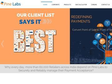 changeagain pinelabs.com