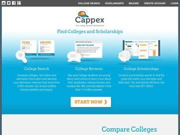 changeagain cappex.com