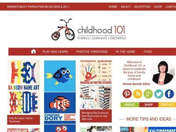 changeagain childhood101.com