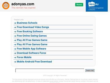 changeagain adonyas.com