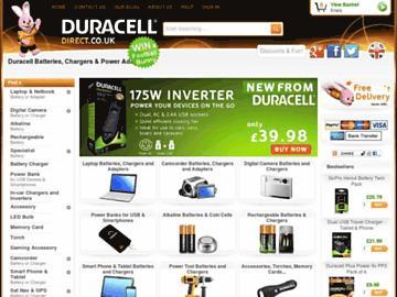 changeagain duracelldirect.co.uk