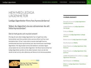 changeagain ledigalagenheter.org