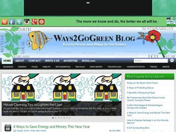 changeagain ways2gogreenblog.com