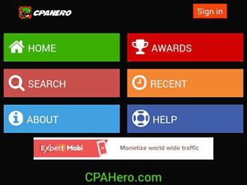 changeagain cpahero.com