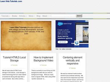 changeagain learnwebtutorials.com