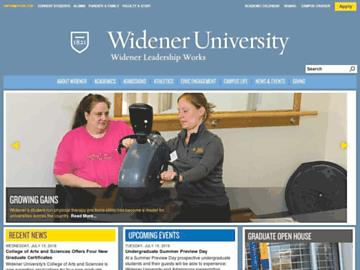 changeagain widener.edu