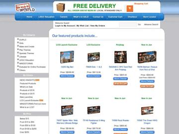 changeagain bricksworld.com
