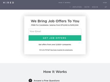 changeagain hired.com