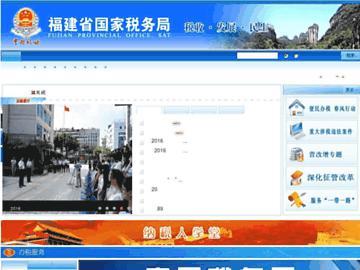 changeagain fjtax.gov.cn