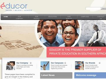 changeagain educor.co.za